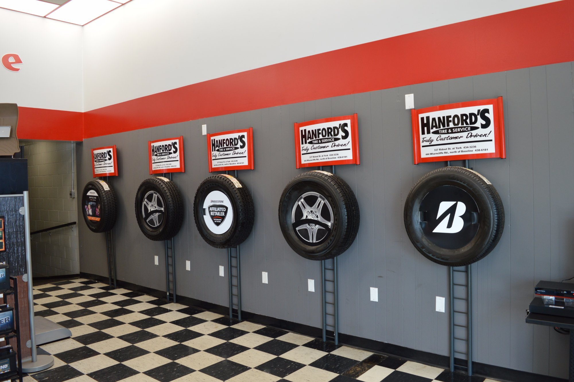 Ridout Hanford Tire and Service