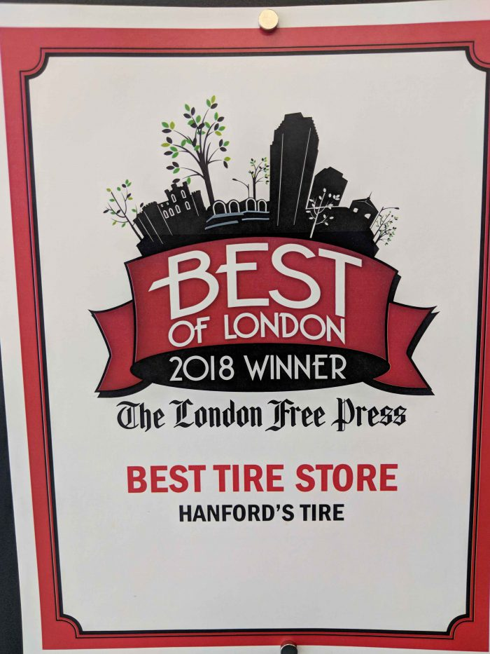 Best Tire Store London Ontario 2018